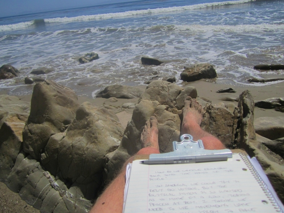 Beach Office circa 2012